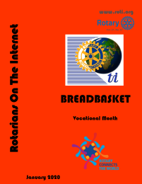 Breadbasket January 2020